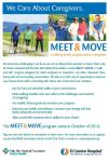 Meet and Move flyer - blog
